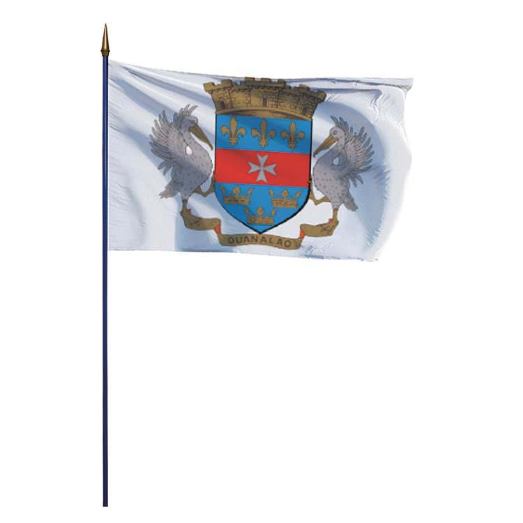 Drapeau de la province de Saint Barthélémy
