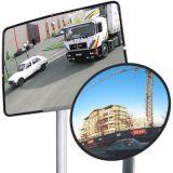 Miroirs de voies multi-usages extérieur plexiglas