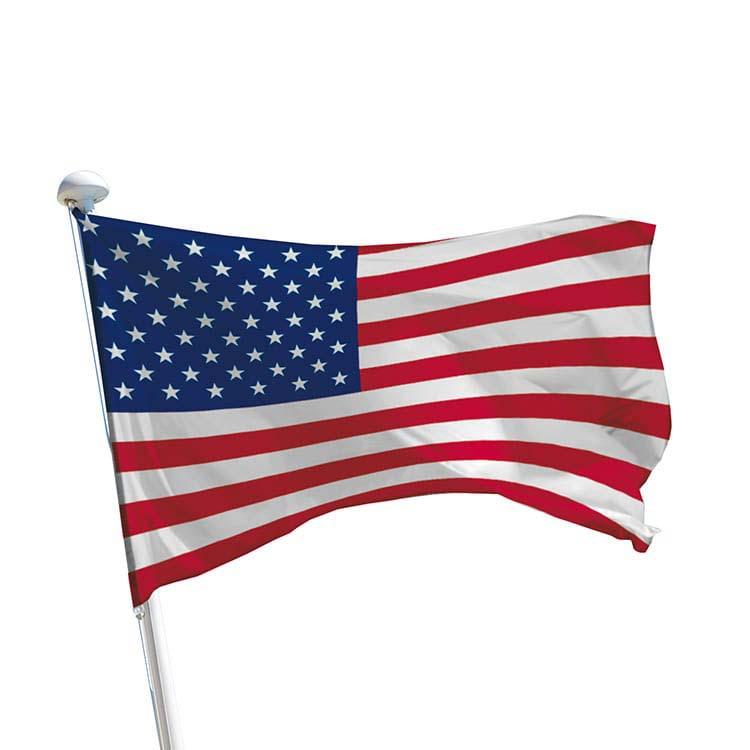 Drapeau États-Unis / USA pour mât