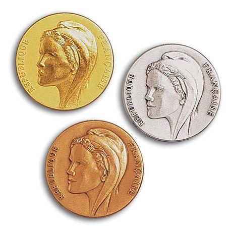 Médailles République