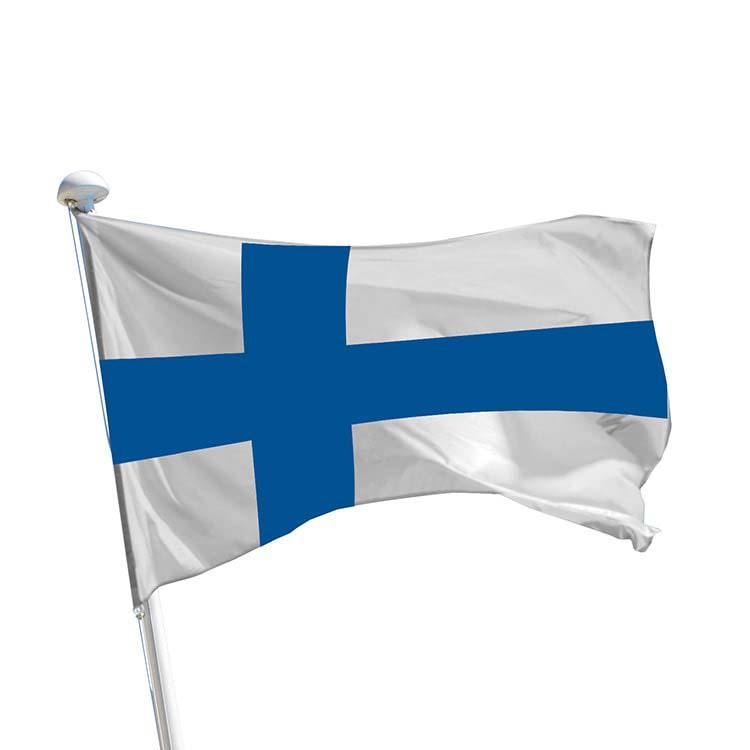 Drapeau Finlande pour mât