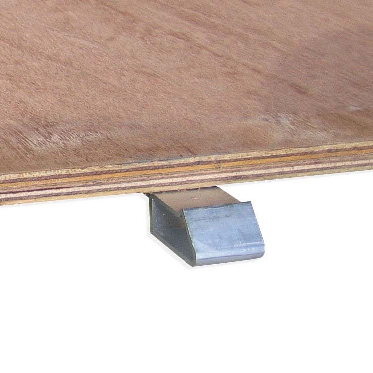 Vente plancher de bal ext rieur clipsable en bois et for Plancher exterieur bois