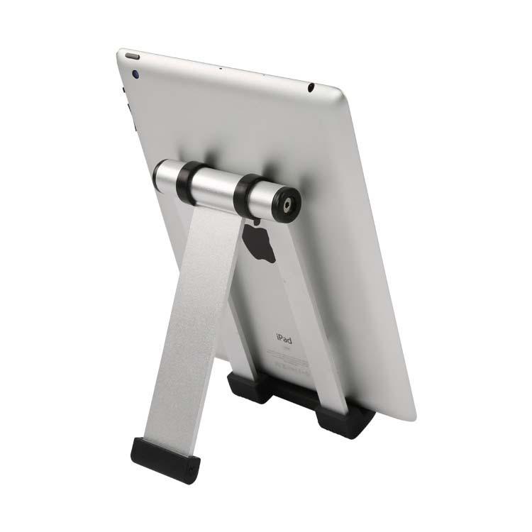 support tablette / smartphone vue de dos