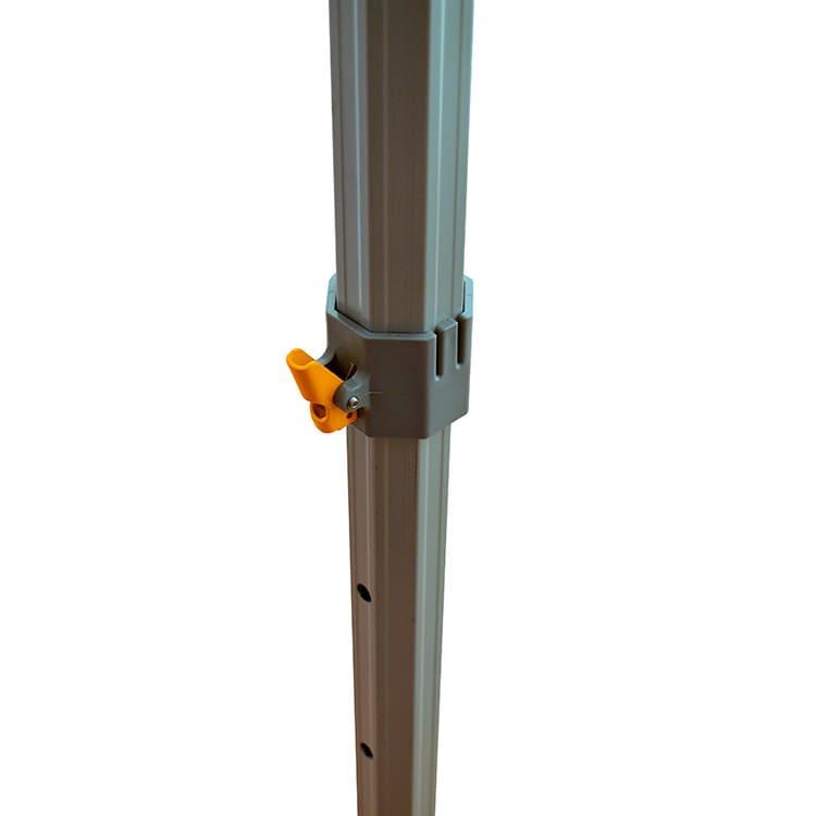 Barnum pliant Octo LED - pied auto-bloquant