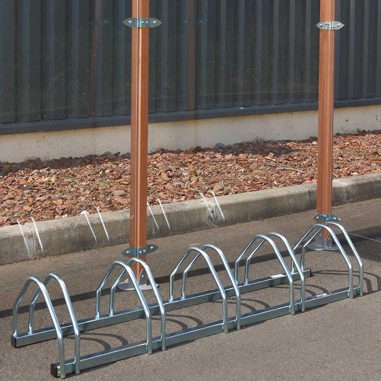 Rack à vélos Almere 5 cycles urbain