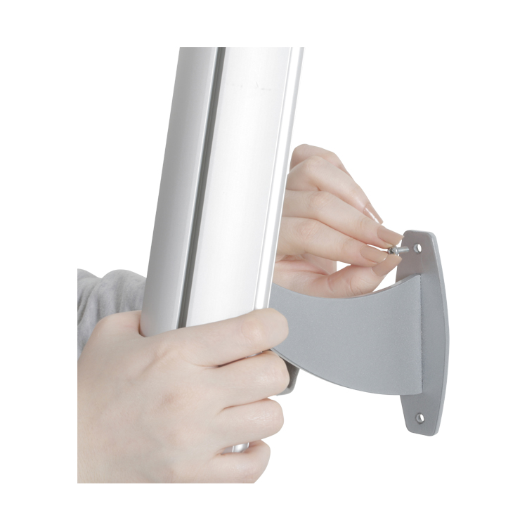 Fixation support tablette Wall