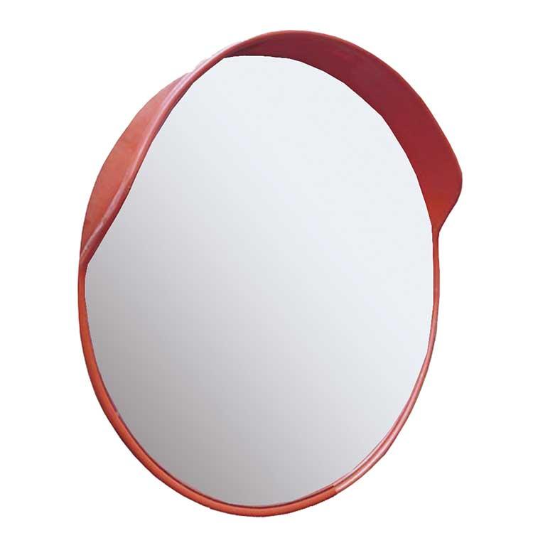 Miroir de sécurité multi-usage avec visière