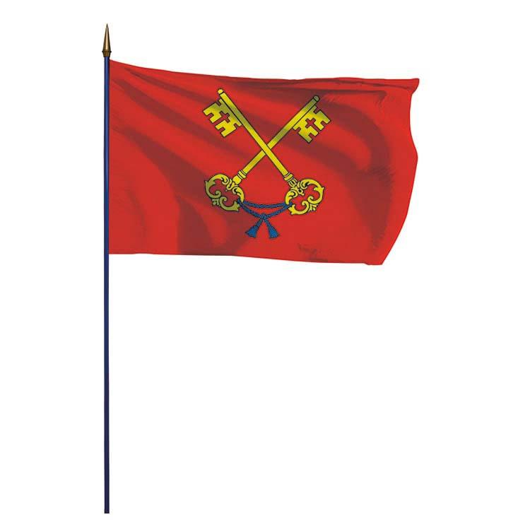 Drapeau de la province du Comtat Venaissin