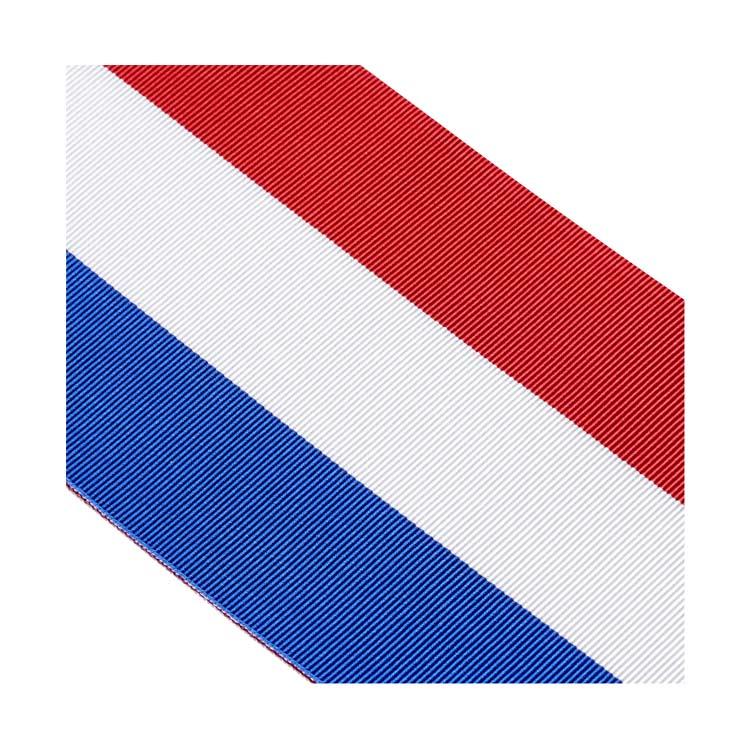 Écharpe tricolore bleu blanc rouge