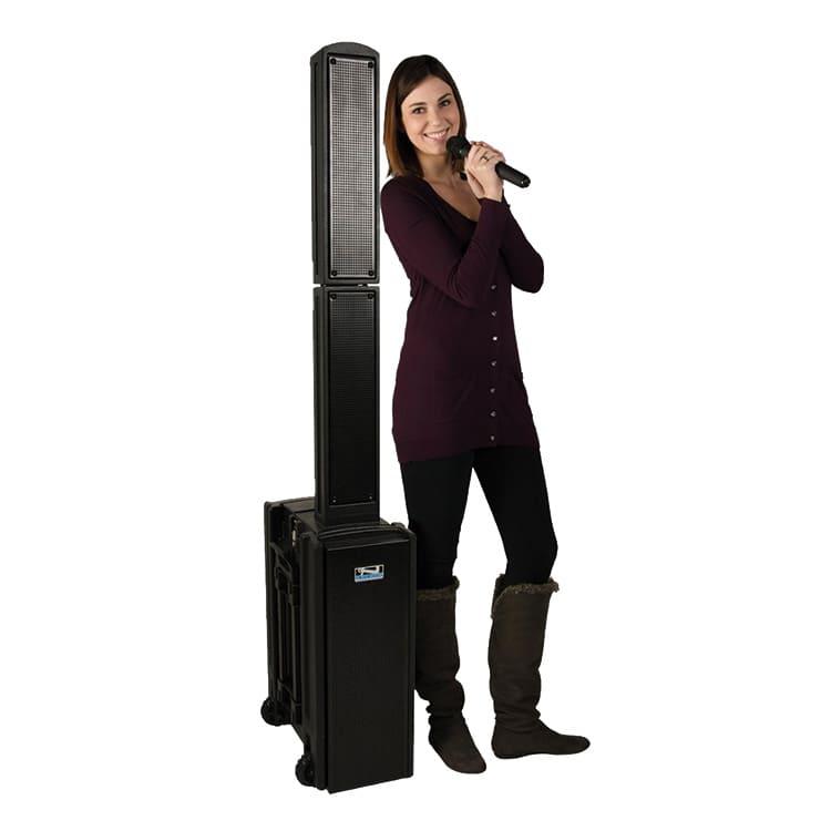 Sonorisation portable pour 2500 personnes