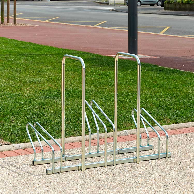 Rack à vélo Sydney 3 cycles arceau urbain