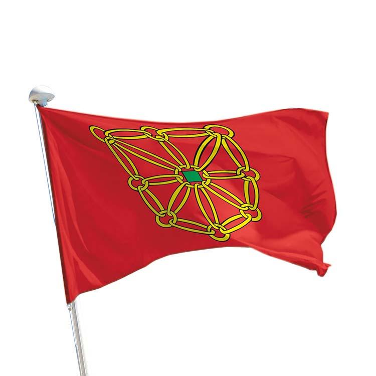 Drapeau province Navarre pour mât