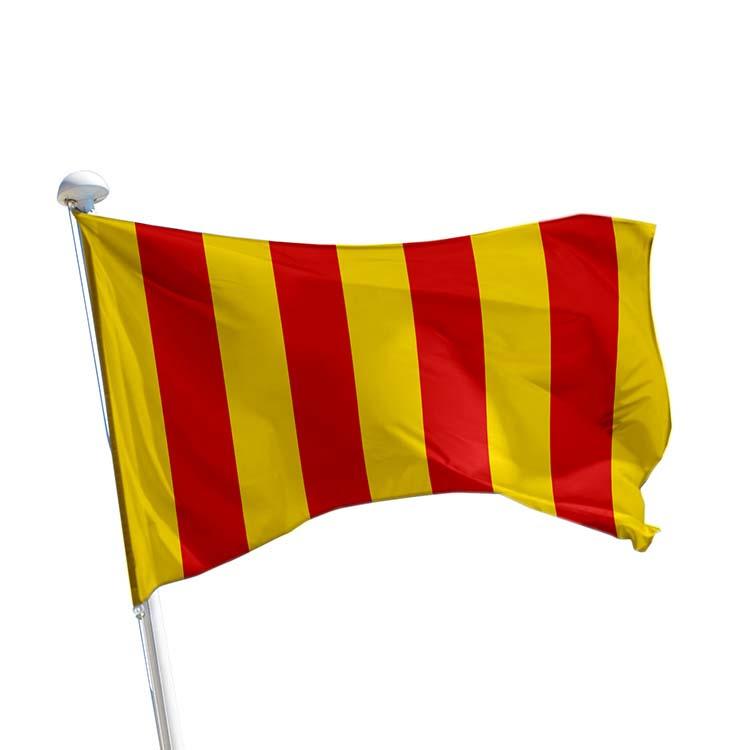 Drapeau province Roussillon pour mât