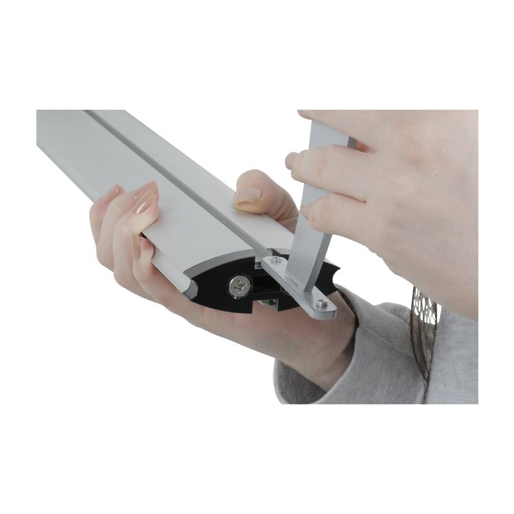 Système de fixation du support tablette Wall