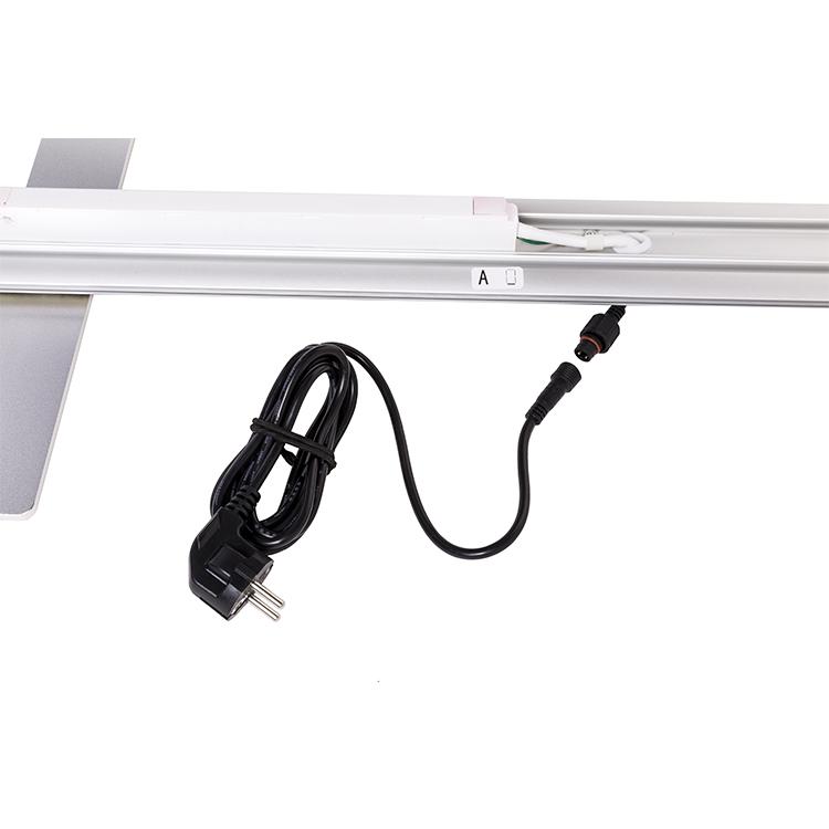 Chargeur du Cadre textile sur pieds rétro-éclairé Easyfix