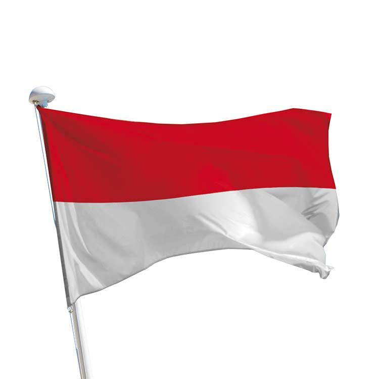 Drapeau Indonésie pour mât