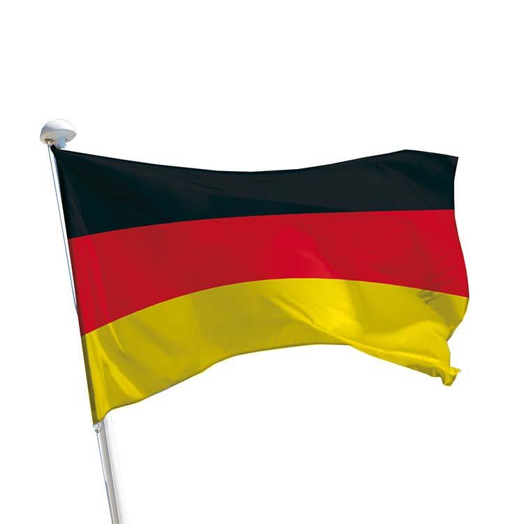 Drapeau Allemagne pour mât