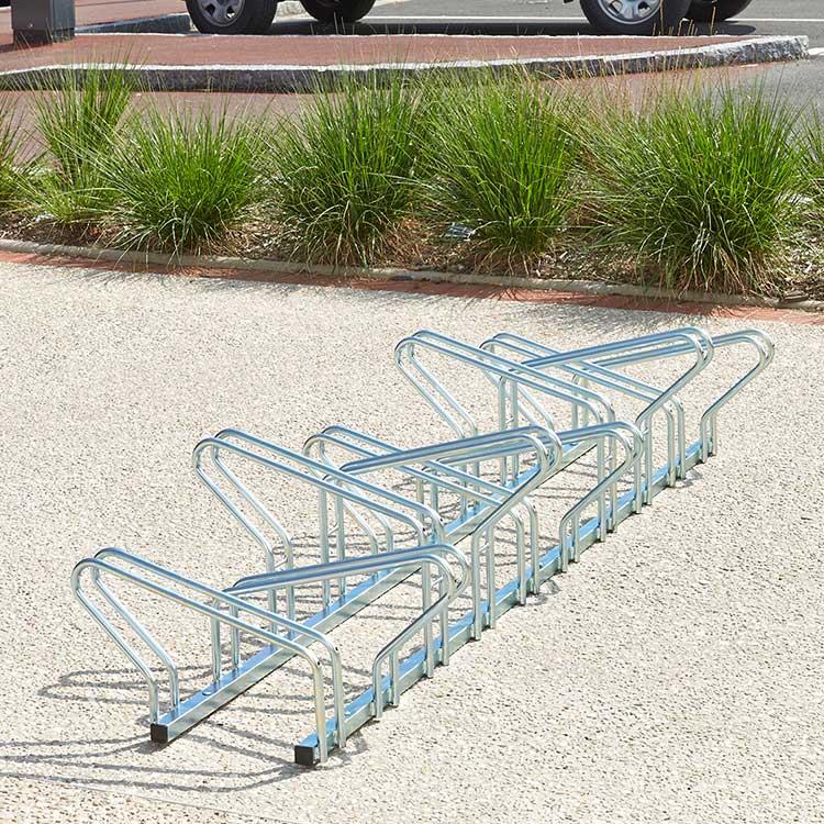 Rack à vélos Copenhague sans cycles