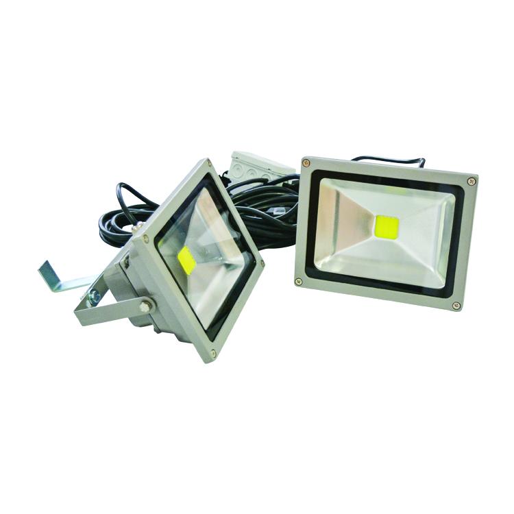 2 spots LED pour dome Xtrem et stand comptoir