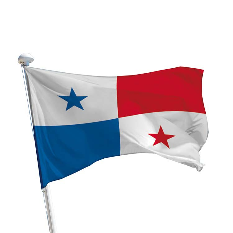 Drapeau Panama pour mât