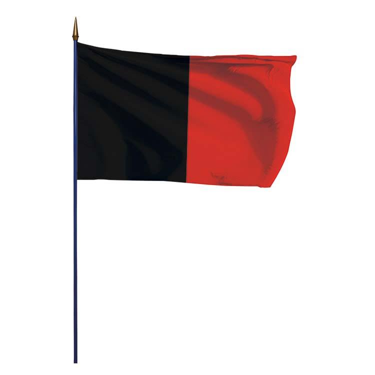 Pavillon de la province belge Namur ou drapeau namurois