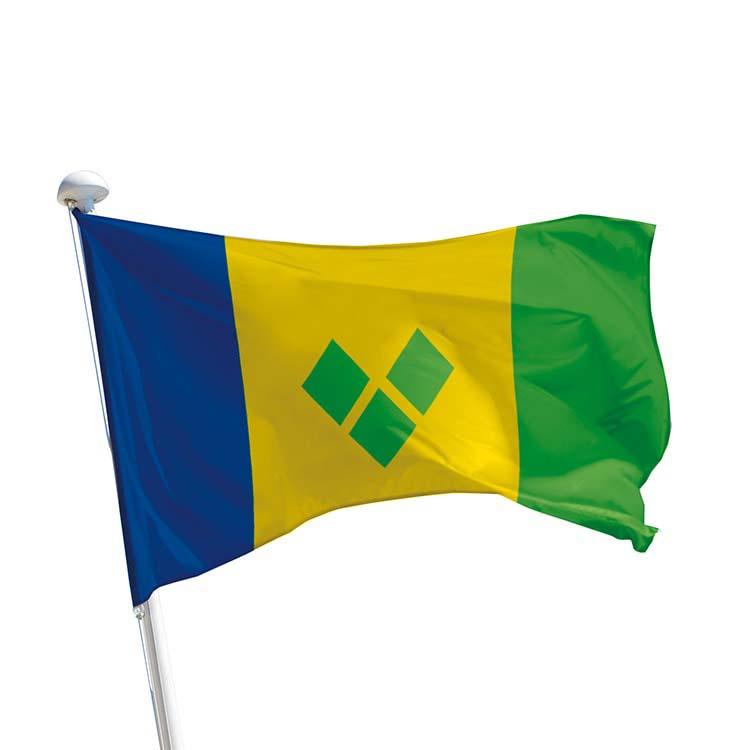 Pavillon Saint-Vincent-et-les-Grenadines