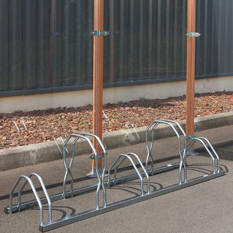 Rack à vélo Tokyo sans cycle