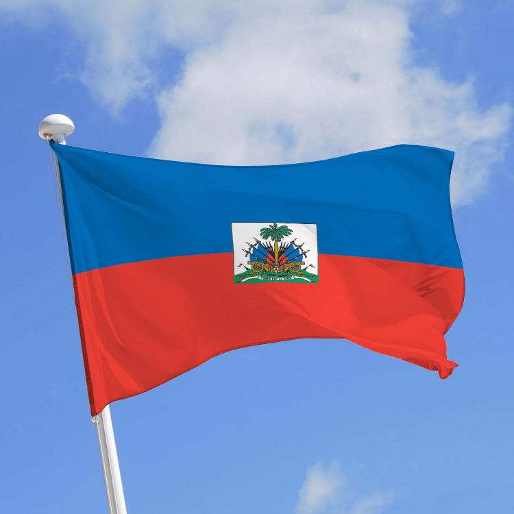 Pavillon Haïti