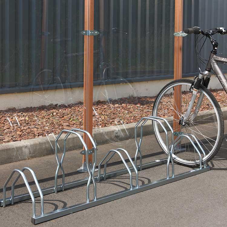 Rack à vélo Tokyo urbain