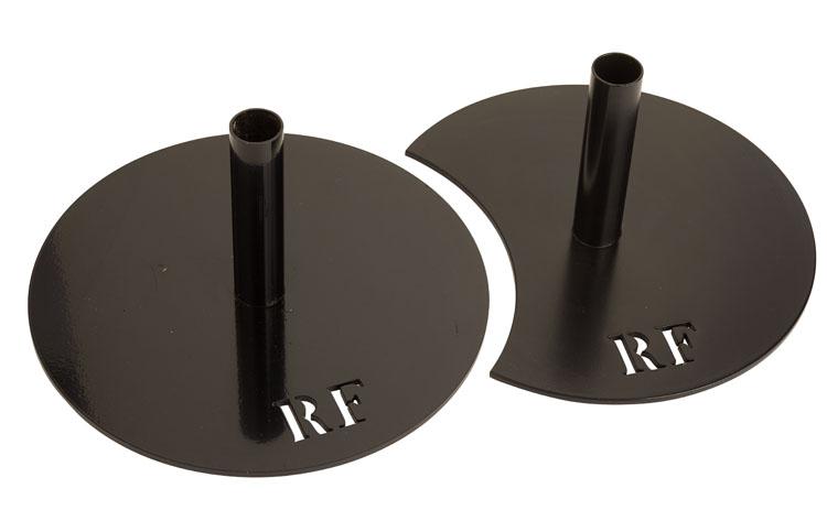 Montage deux socles RF