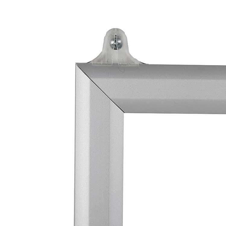 Taille: 85 cm Ejoyous Poster Snap en Aluminium Suspension Cadre pour Affiches avec Barres pour D/écoration de La Maison Encadr/és Art,