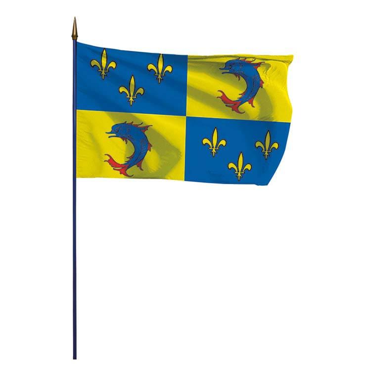 Drapeau de la province du Dauphiné