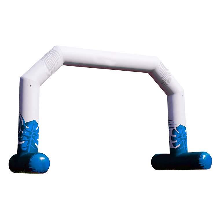 Arche gonflable flottante Reverso de biais