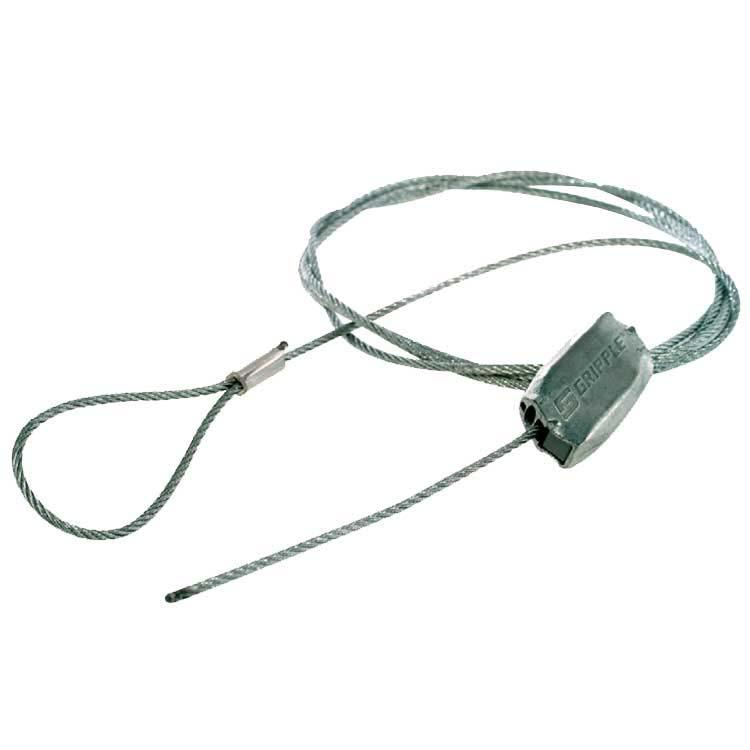 Câble acier autobloquant