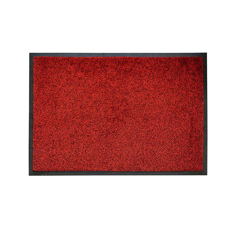 Tapis de sol uni Rouge 60 x 85 cm