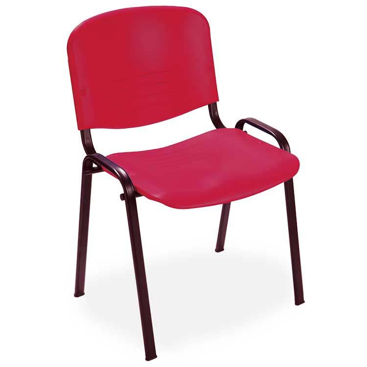 Chaise Vénezia M4 bordeaux