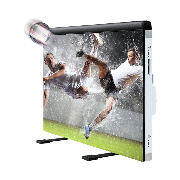 Périmètre LED sport indoor - Affichage dynamique