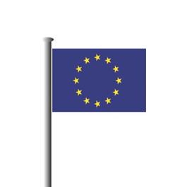 Europafahne quer