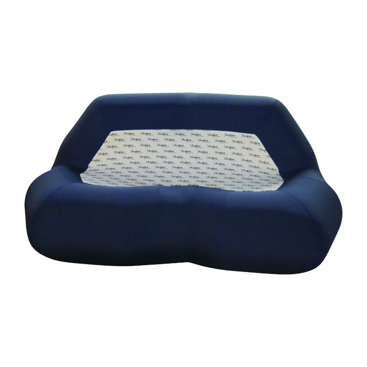Sofa gonflable Reverso 170 x 110 x 80 cm