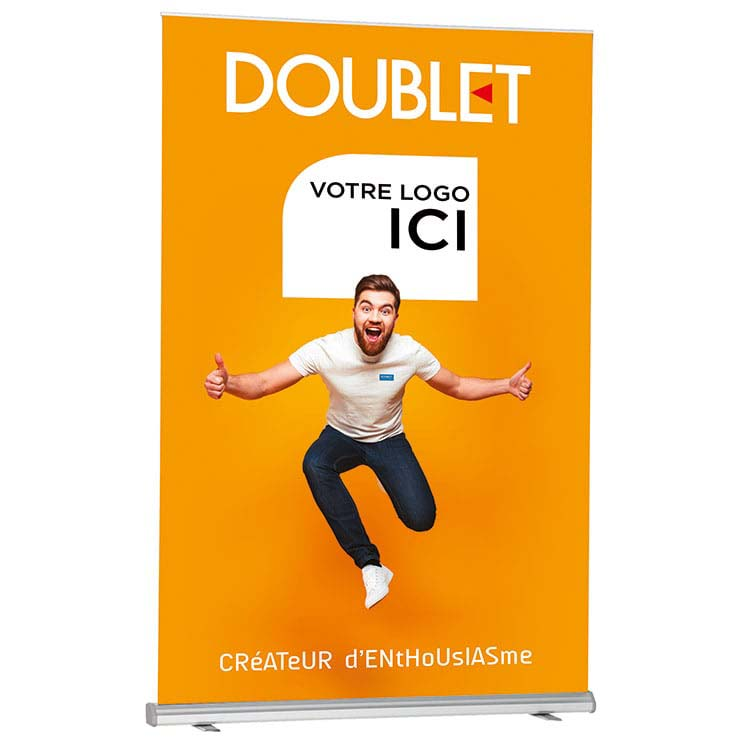 Roll-up Giant grande taille