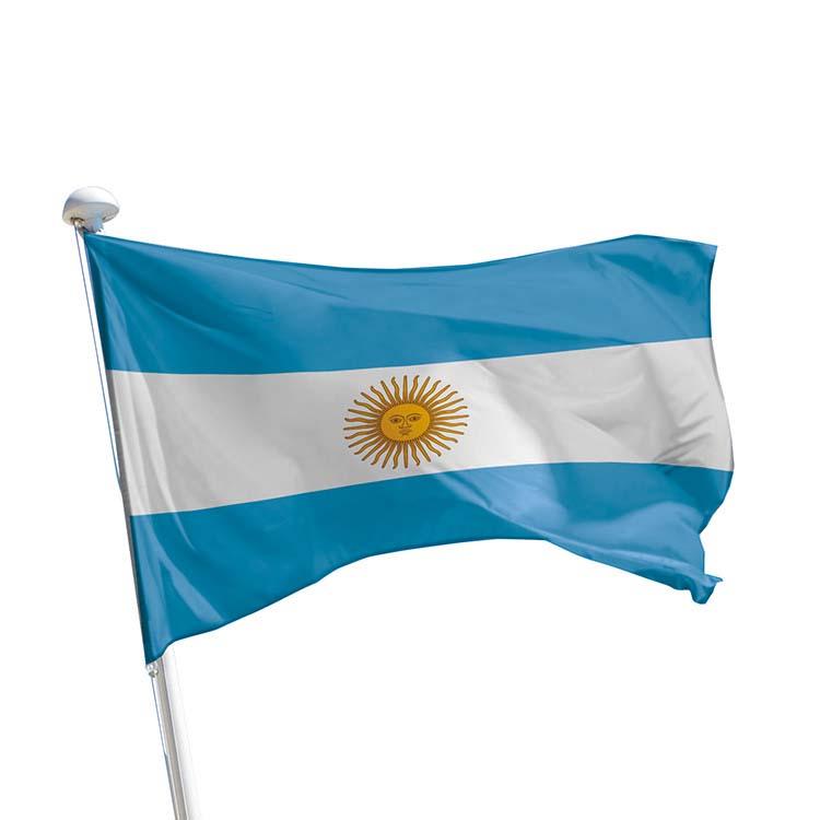 Drapeau Argentine pour mât