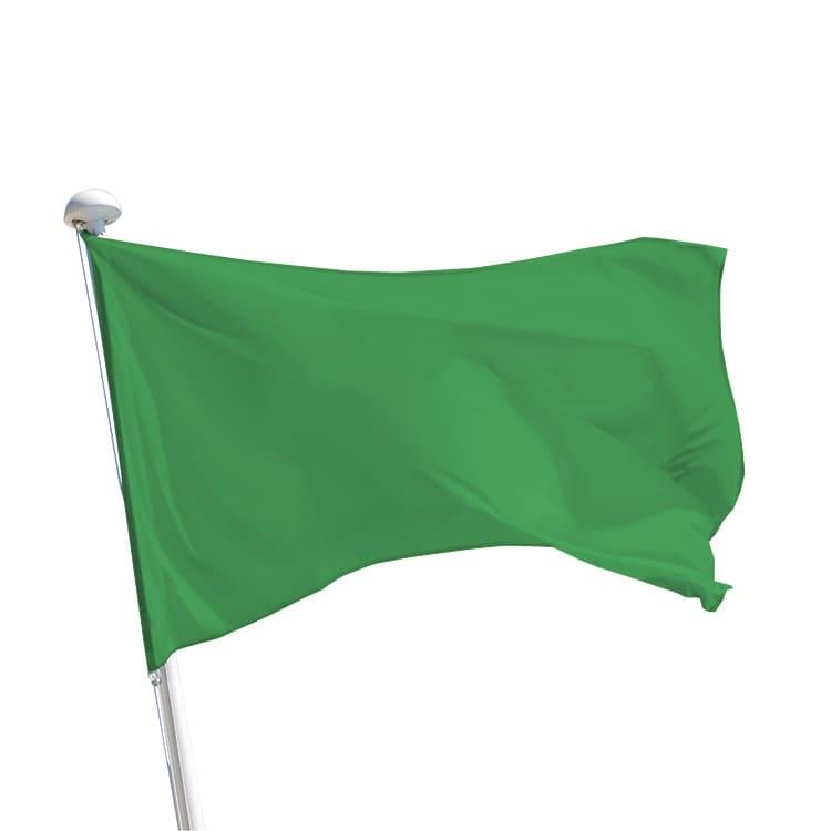 Drapeau vert de baignade
