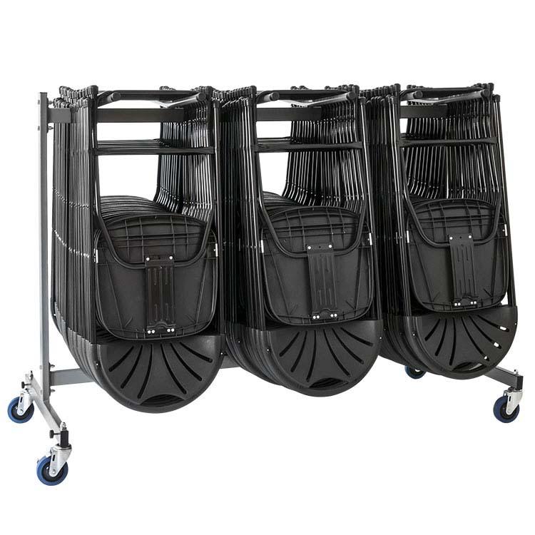 chariot stockeur à 1 niveau