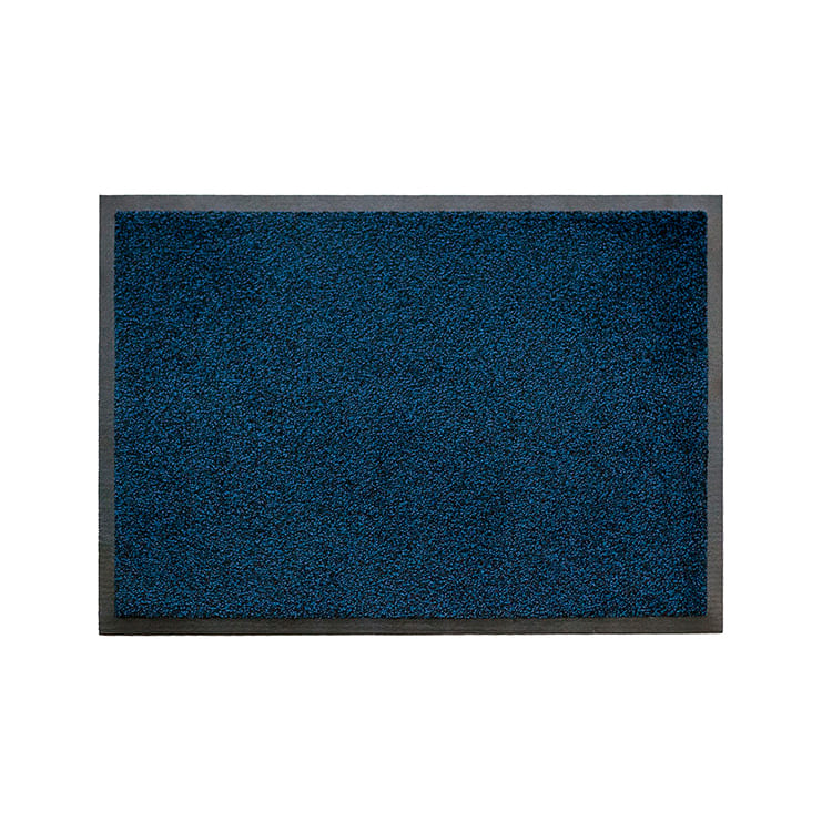 Tapis de sol uni Bleu 60 x 85 cm