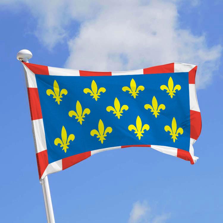 Pavillon de la province de Touraine