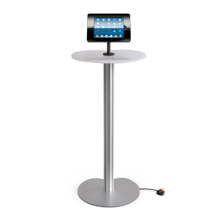 Borne d'accueil Touch pour tablette Ipad