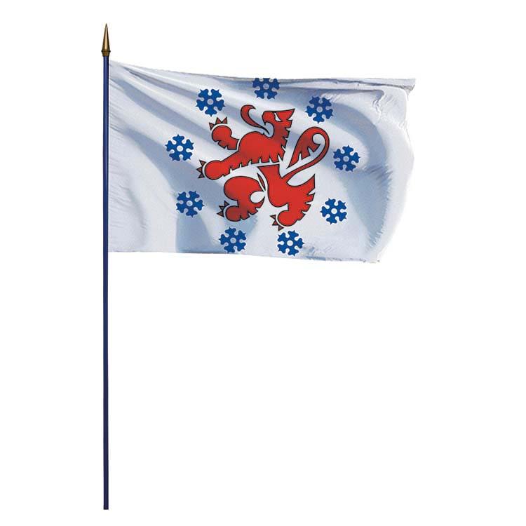 Communauté germanophone drapeau province belgique