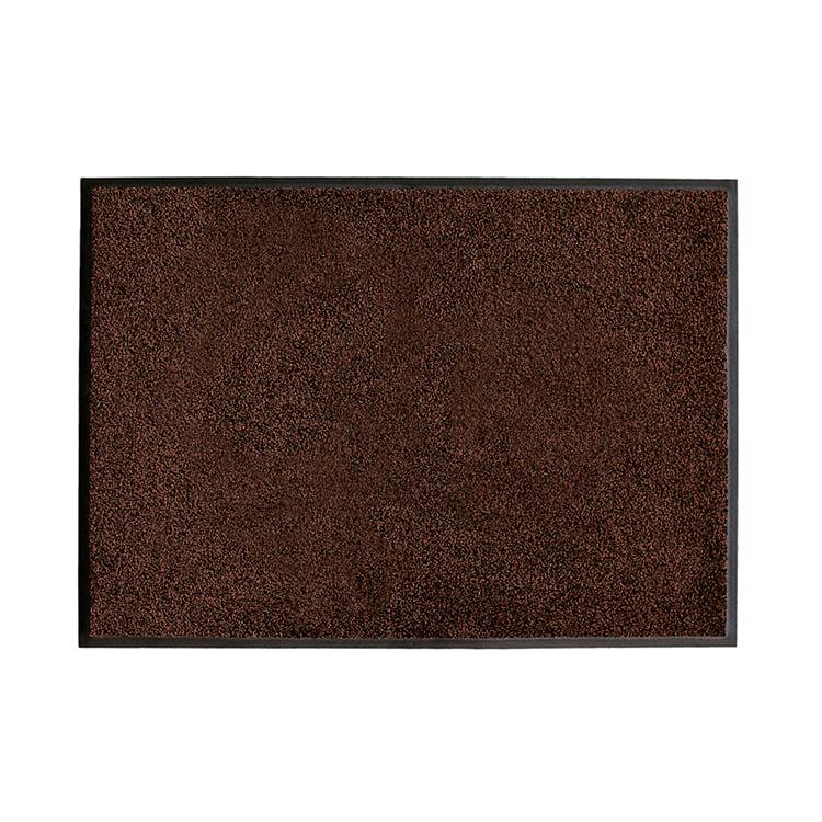 Tapis de sol uni Marron 60 x 85 cm