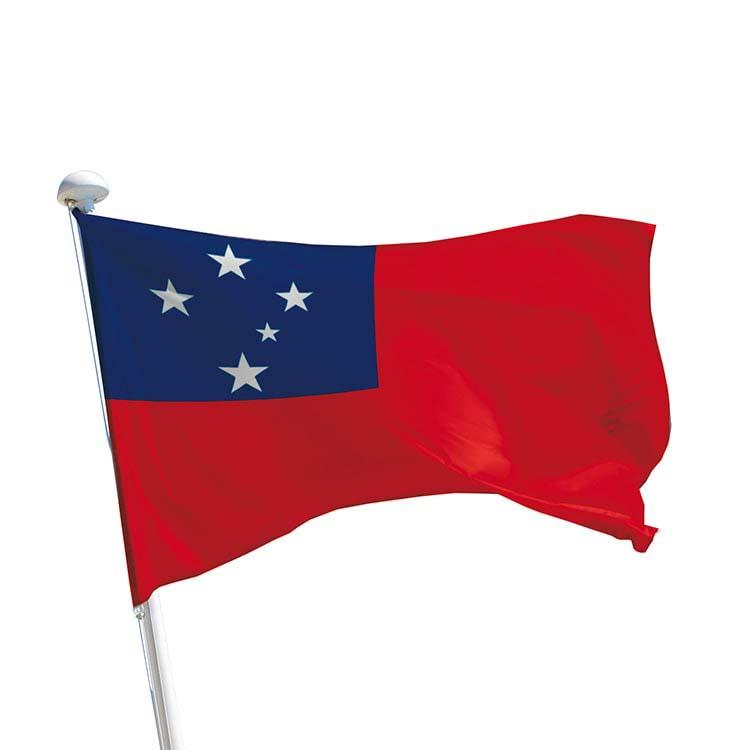 Drapeau Samoa pour mât