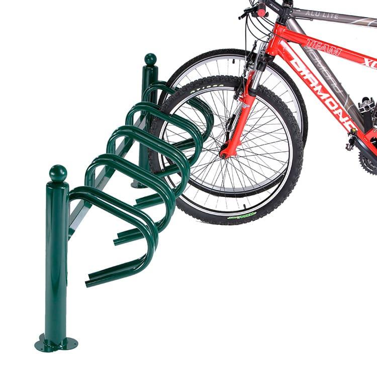 Rack à vélo Biarritz 5 cycles